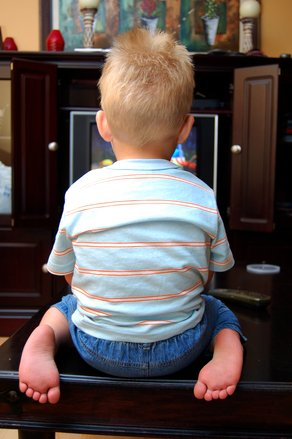 Efectul periculos produs de televizor asupra copiilor