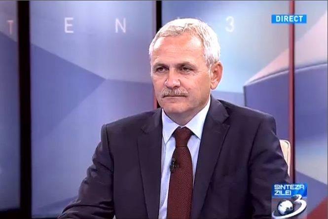Liviu Dragnea, sunat de Mihai Răzvan Ungureanu imediat după demisie. Ce i-a transmis