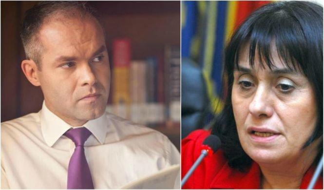 Fosta consilieră a ministrului Funeriu, Melania Vergu, a fraudat fonduri UE, dar scapă de pușcărie