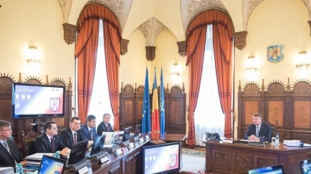 Modificări în ședința CSAT. Cine participă la întrunirea cerută de președintele Klaus Iohannis