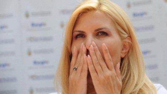Elena Udrea, reacție la punerea sub urmărire penală a lui Vasile Blaga. Explicațiile date la DNA de fosta șefă PMP
