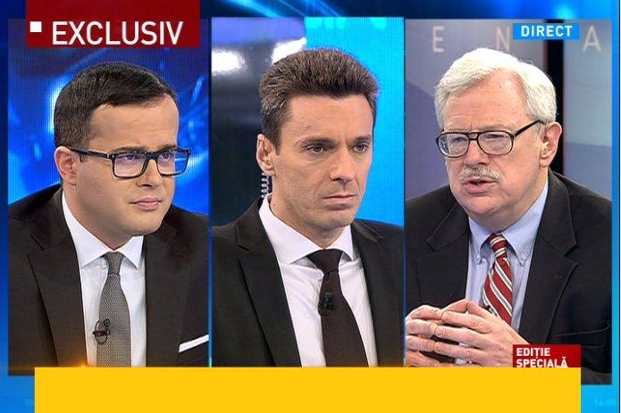 James Rosapepe, fost ambasador SUA la Bucureşti: Dacă Marea Britanie părăseşte UE, România va avea un rol mai important în Europa