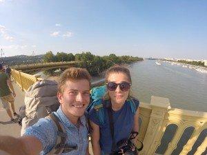 Un tânăr din România a vizitat șase țări cu doar 125 de euro