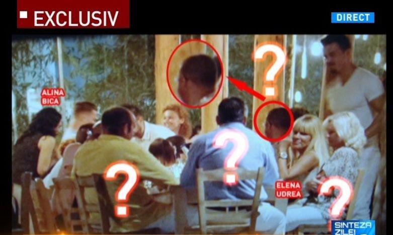 Imagini bombă: Ghici cine e la masă cu Elena Udrea?