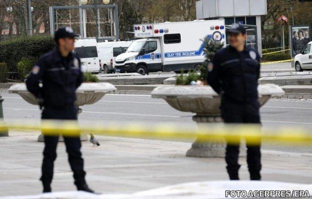 Alertă în Turcia: Palatul de Justiție din Ankara a fost evacuat după o amenințare teroristă  534