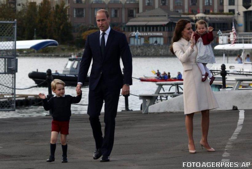 Știai asta despre familia regală? Motivul pentru care fiul lui Kate și William poartă doar pantaloni scurți