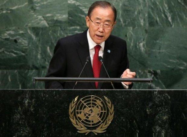 Secretarul general al ONU acuză: Eșecul lui Assad a dus la moartea a 300.000 de oameni