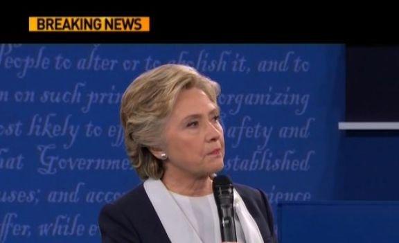 Hillary Clinton sugerează că Rusia încearcă să influențeze alegerile prezidențiale în favoarea lui Donald Trump
