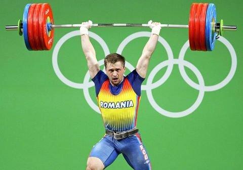 Halterofilul Gabriel Sîncrăian, medaliat la Olimpiada de la Rio, riscă suspendarea pe viaţă, după scandalul de dopaj