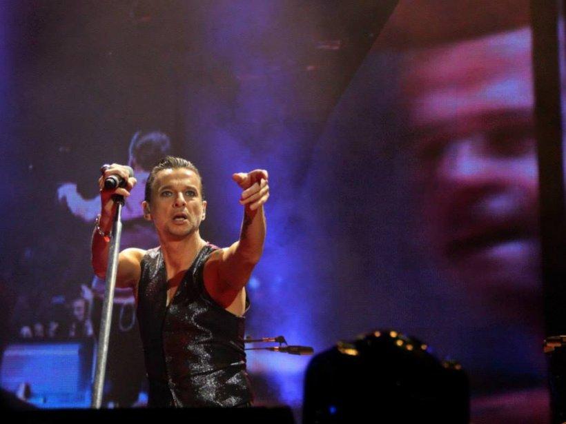 Trupa Depeche Mode revine în România. Anunțul făcut de trupă