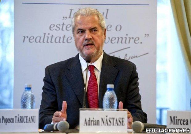 Adrian Năstase, reacție după apariția contractului cu Bechtel