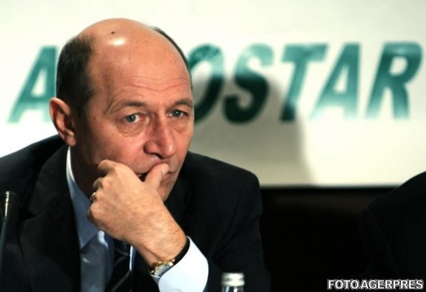 """Traian Băsescu: """"Eu am o singură mare problemă și ea se numește Kovesi"""""""