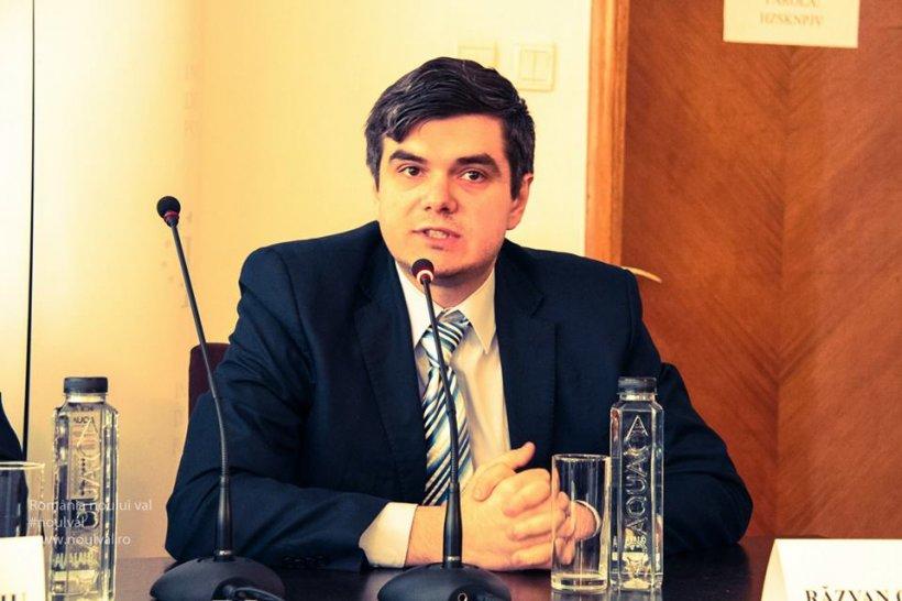 Lovitură pentru PNL. Răzvan Orăşanu a demisionat din formaţiunea liberală 534