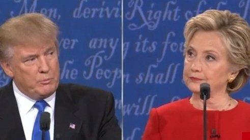 Puteţi urmări ultima dezbatere televizată dintre Hillary Clinton şi Donald Trump, joi dimineață, la Antena 3. Nu ratați ediţia specială cu Laura Nureldin, de la ora 3.30!