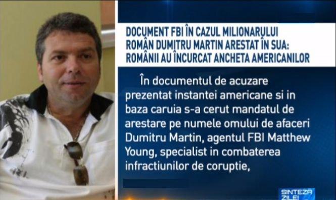 Document FBI: Cum au încurcat românii o anchetă a americanilor