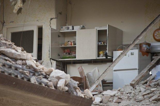 """Cutremur în Italia. Primar: """"Am văzut infernul"""""""