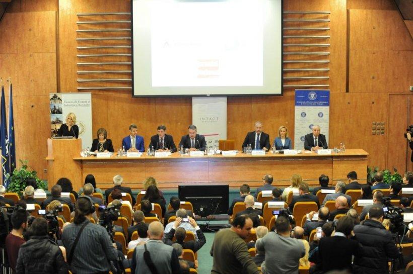 Parteneriate pentru Dezvoltarea României - Potențialul strategic al rețelei de parcuri, clădiri și terenuri industriale