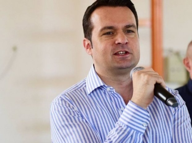 Cătălin Cherecheș, primarul suspendat al municipiului Baia Mare, liber pentru câteva ore
