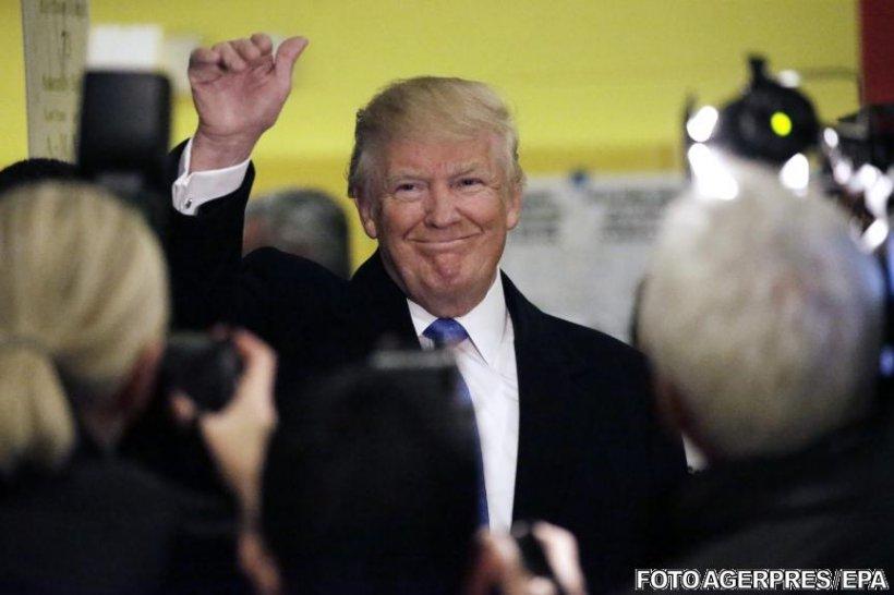 Posibila victorie a lui Donald Trump a creat o undă de șoc la nivel internațional. Bursele scad puternic la nivel global
