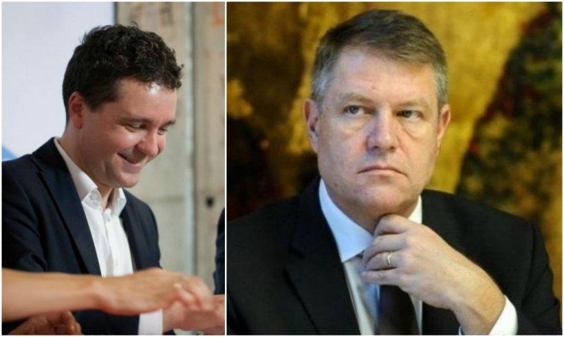 Nicuşor Dan: Viitorul mandat al preşedintelui Klaus Iohannis depinde de rezultatul acestei campanii electorale   817