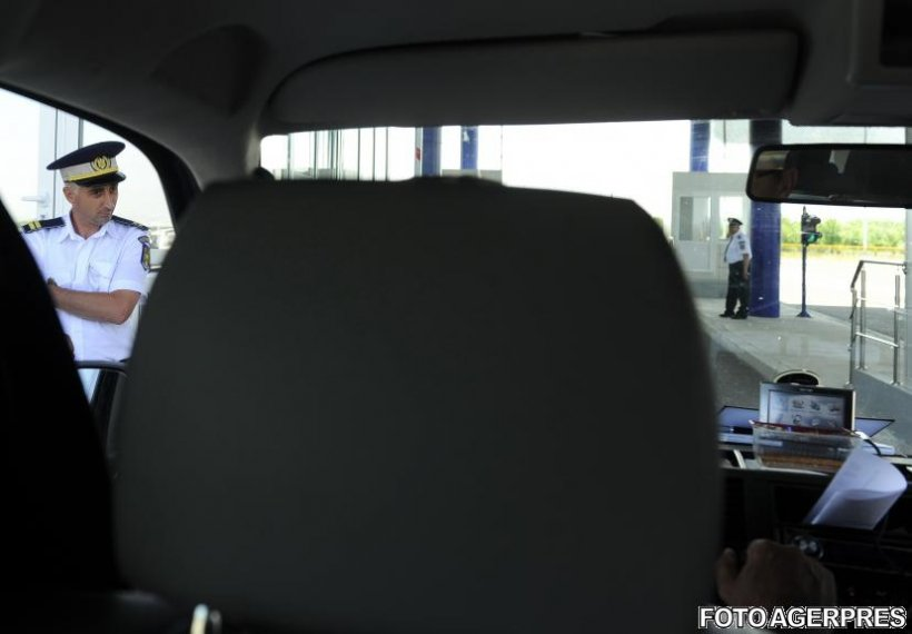 Terorist descoperit de polițiștii de frontieră la Calafat. Era căutat de Interpol