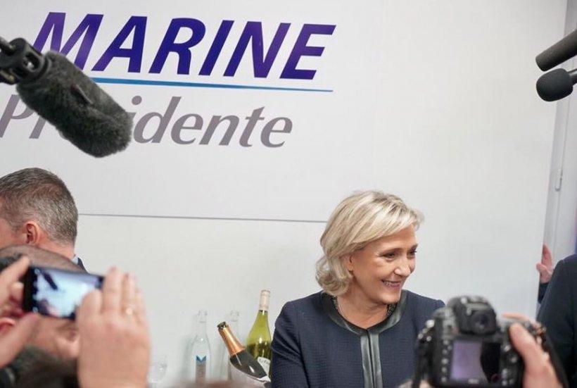 Șoc în Franța. Liderul partidului de extremă dreapta are șanse tot mai mari să câștige alegerile prezidențiale