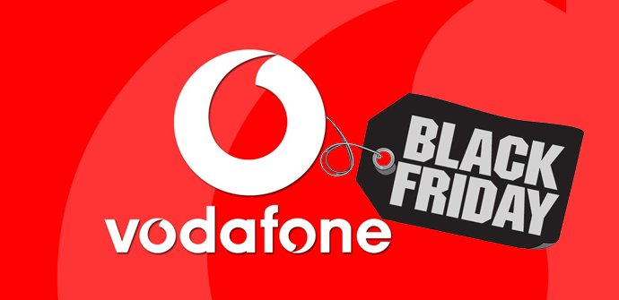 BLACK FRIDAY 2016 la Vodafone. Bonusuri speciale de BLACK FRIDAY 2016