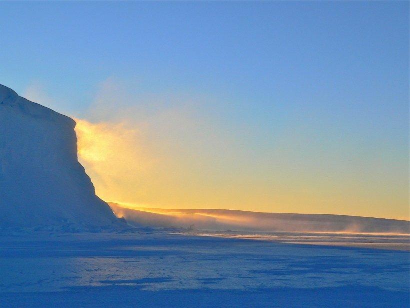 """Temperaturi incredibile înregistrate la Polul Nord: """"Este un proces foate periculos"""""""