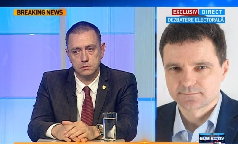 Dialog aprins între Nicușor Dan și Mihai Fifor: Acuzațiile acestea sunt enormități!