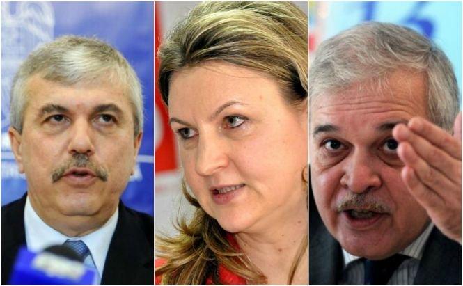 Președintele Iohannis a avizat cererea DNA pentru urmărirea penală a foştilor miniştri Alexandru Athanasiu, Dan Nica și Adriana Ţicău
