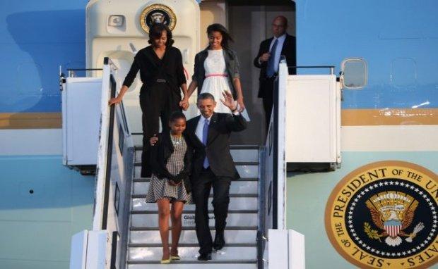 """Barack Obama spulberă visul multora dintre americani: """"Michelle nu va candida niciodată!"""""""