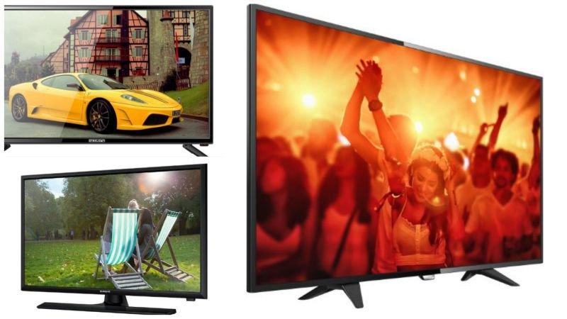 Reduceri eMAG televizoare. Prețurile scad sub 400 de lei
