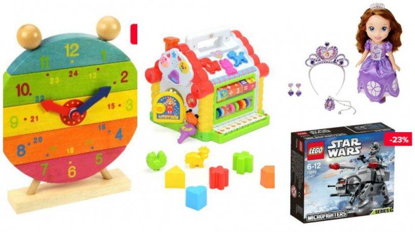 Jucării eMAG și Elefant. Reduceri uriașe de Moș Nicolae