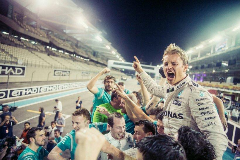 Retragere șoc: noul campion mondial la Formula 1, Nico Rosberg, își anunță retragerea din activitate