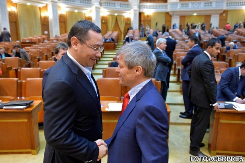 Victor Ponta, declaraţie explozivă. Planul secret de care ştia doar el şi Liviu Dragnea a funcţionat cu ajutorul lui Cioloş