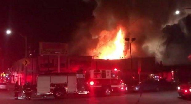 """Bilanţul incendiului din """"clubul morții"""" din SUA a crescut la 36 de morţi"""