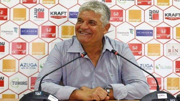 Ioan Andone, mesaj după dezastrul lui Dinamo în fața Mediașului: Nu din cauza arbitrului am pierdut
