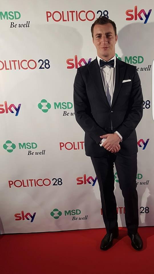 Marian Godină, inclus în topul personalităților din Europa, alături de George Soros și Recep Erdogan