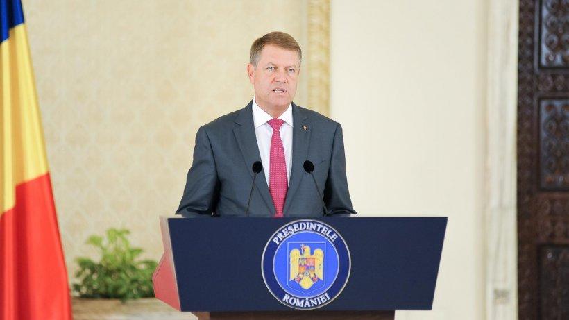"""Mesajul președintelui Klaus Iohannis, înainte de alegerile parlamentare: """"Dragi români, mergeți și votați!"""""""