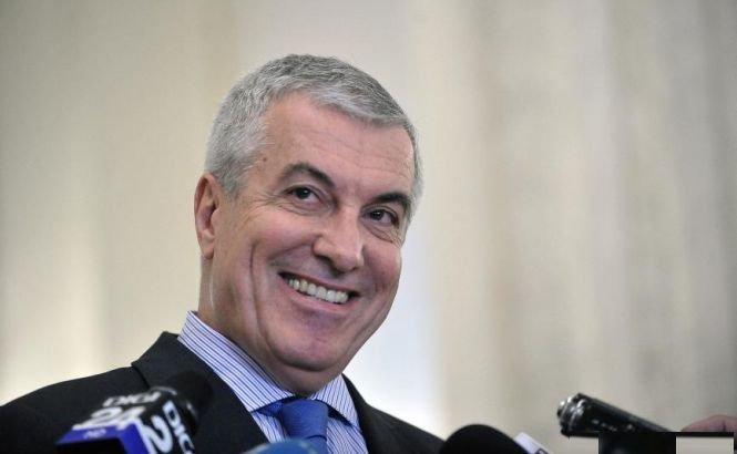 Călin Popescu TĂRICEANU la VOT: Crezul meu este că prin acest vot putem să redăm România românilor