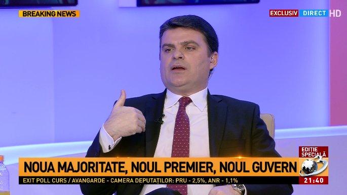 Radu Tudor, despre scorul catastrofal înregistrat de liberali: ''PNL şi-a făcut un harakiri în public''