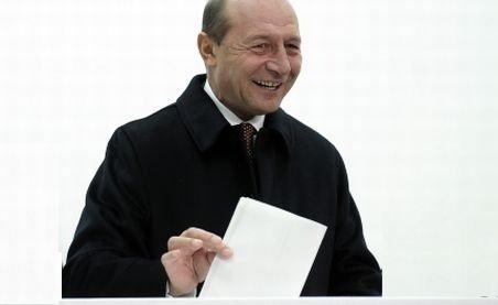 Traian BĂSESCU a VOTAT pentru natalitate, educație, sănătate