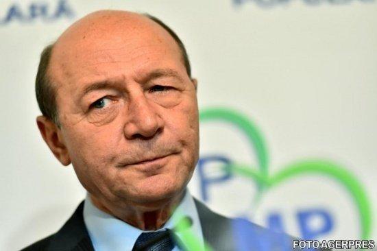 """Traian Băsescu, declaraţii după EXIT-POLL: """"Voi fi în opoziţie cu PSD"""""""
