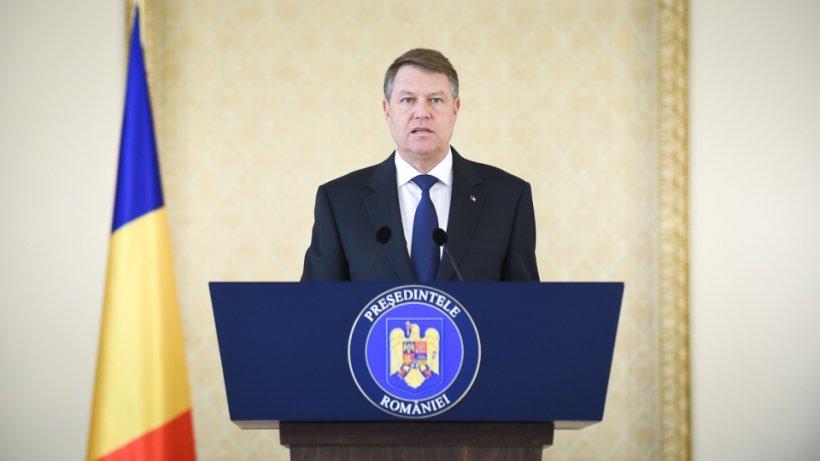 """Klaus Iohannis: """"Premierul trebuie să fie de la o formațiune sau de la o coaliție care mă convinge că va avea o majoritate în Parlament"""""""