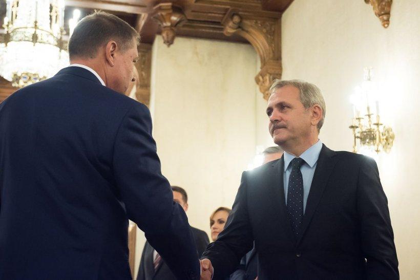 Sondaj Avangarde: Dragnea conduce în topul încrederii în politicieni, Iohannis scade ușor