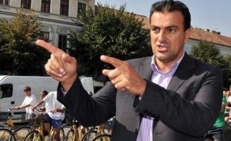Sorin Apostu, fostul primar al Clujului, şi-a recunoscut vinovăţia. Primea lunar şpagă