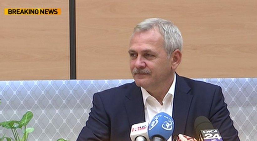 """Replica lui Liviu Dragnea pentru Klaus Iohannis: """"Președintele propune un premier, Parlamentul decide premierul"""""""
