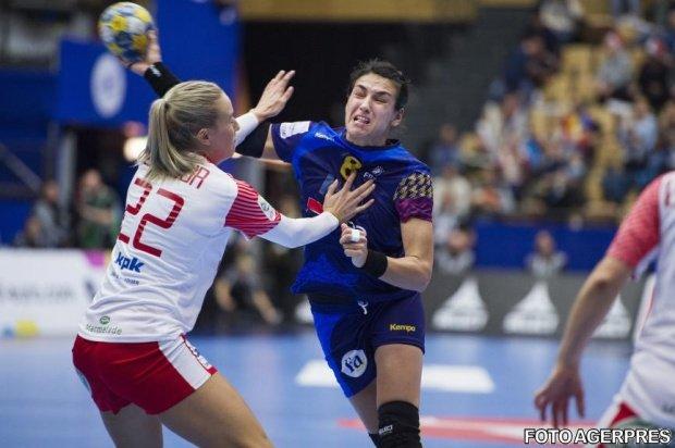 Romania Castiga Meciul Germania Termina Campionatul European Handbal Feminin Locul