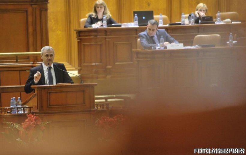 Surse: Liviu Dragnea, președinte la Camera Deputaților. Tăriceanu, președinte la Senat