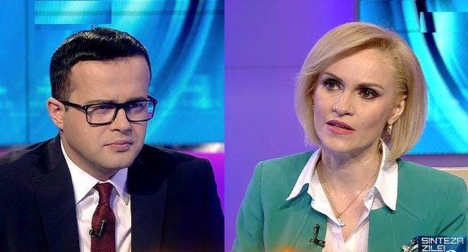 """Gabriela Firea, la Sinteza zilei: """"Primarul Klaus Iohannis a colaborat foarte bine cu ministrul Sevil Shhaideh. Nu o va refuza!"""""""